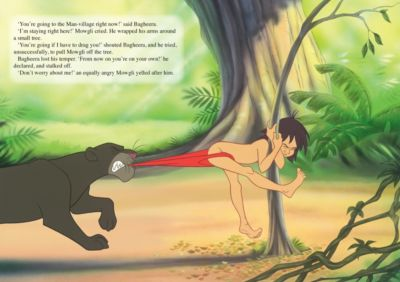 The Jungle Book - Padded Book