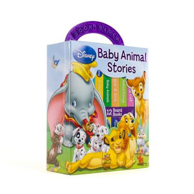 My First Library - Disney Baby Animal Stories