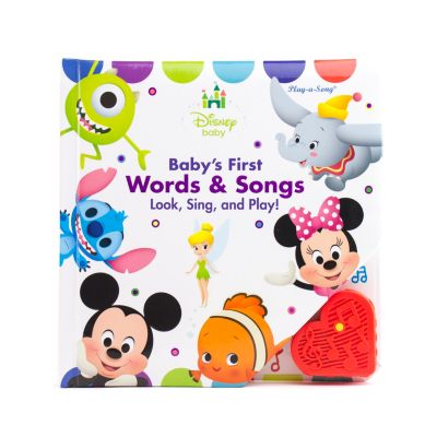 Baby's First Words & Songs - Look, Sing, & Play!