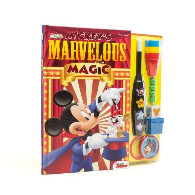 Mickey's Marvellous Magic Book