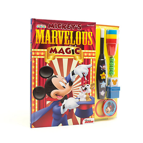 Mickey's Marvellous Magic Book