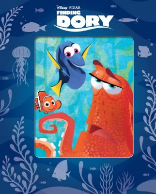 Finding Dory Magical Story Book
