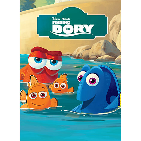 Finding Dory Padded Book