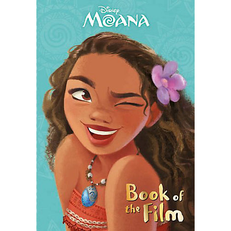 Moana - Book of the Film