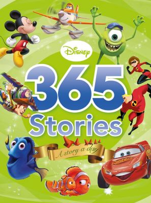 365 Stories Treasury Book
