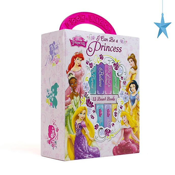 My First Library - Disney Princess book set
