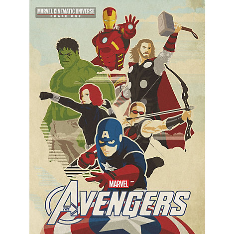 Marvel Avengers Novel