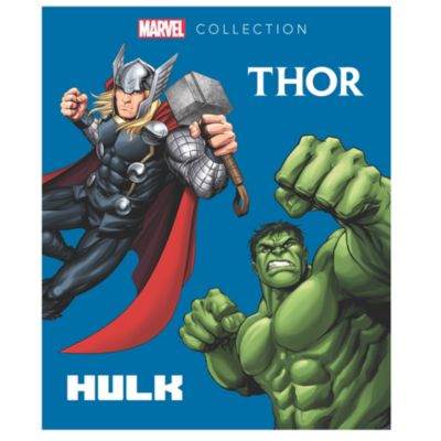 Hulk & Thor - Marvel Movie Collection Book