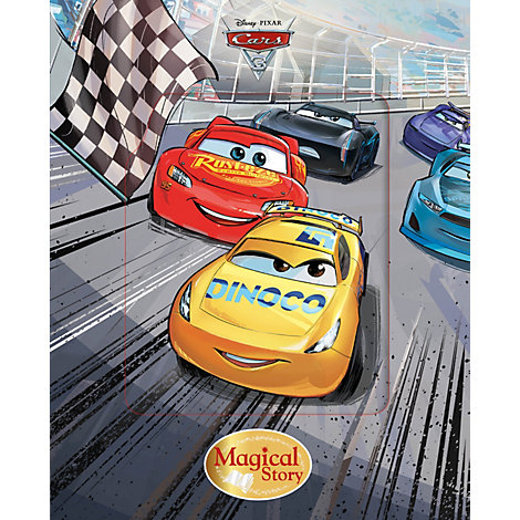 Cars 3 Magical Story