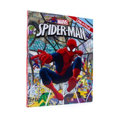 Spiderman Look & Find Book