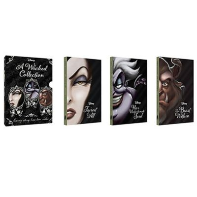 A Wicked Collection - 3 novel slipcase