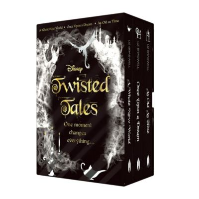 Twisted Tales Novels: 3 book slipcase