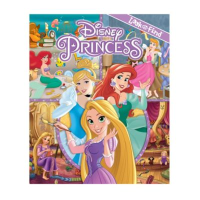 Disney Princess Look & Find Book