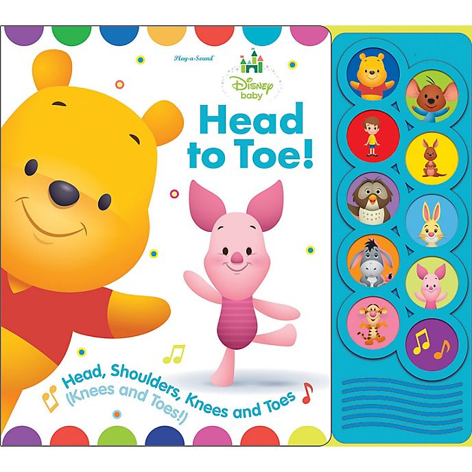 Listen and learn baby books