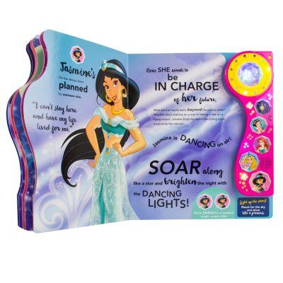 Disney Princess Dancing Lights Book