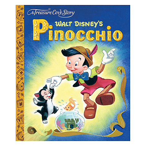 Pinocchio - a Treasure Cove story