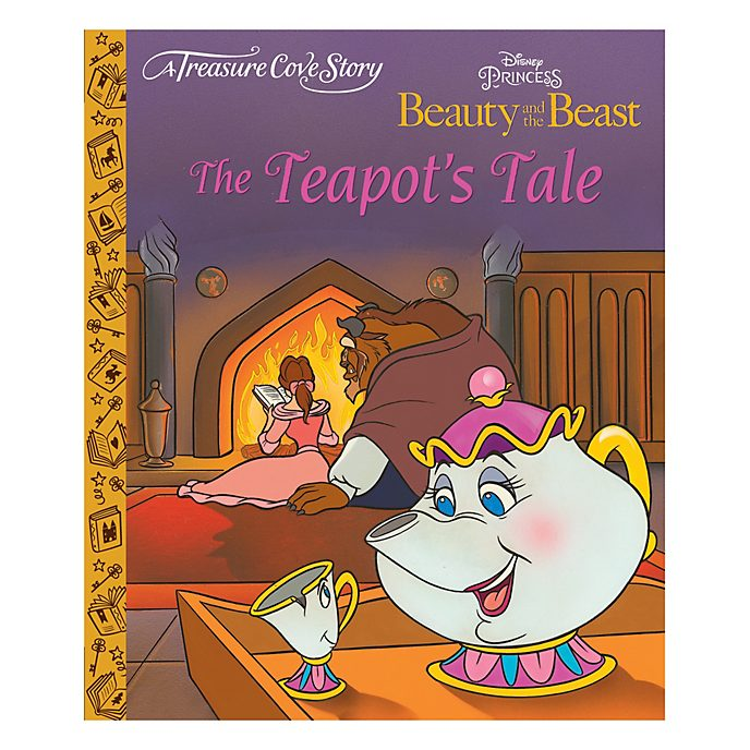 Beauty and the Beast, the Teapot's Tale - a Treasure Cove story