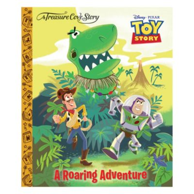 Toy Story, a Roaring Adventure - a Treasure Cove story