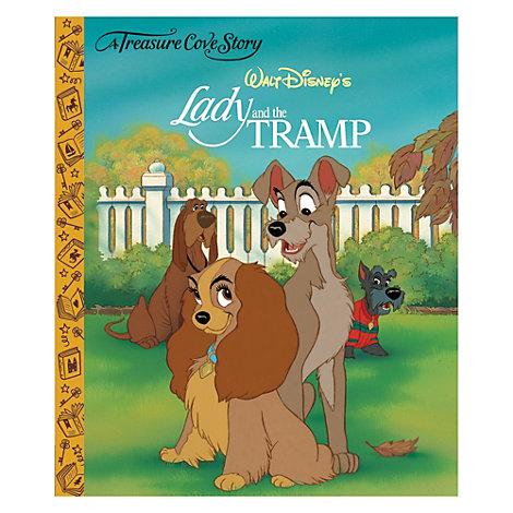 Lady and the Tramp - a Treasure Cove story