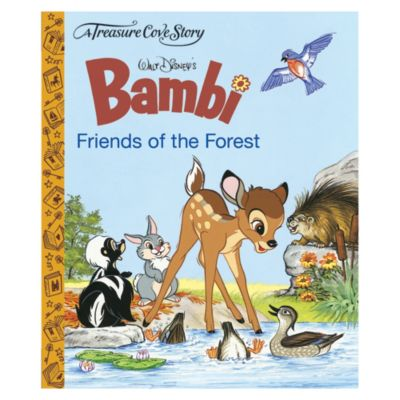 Bambi, Friends of the Forest - a Treasure Cove story