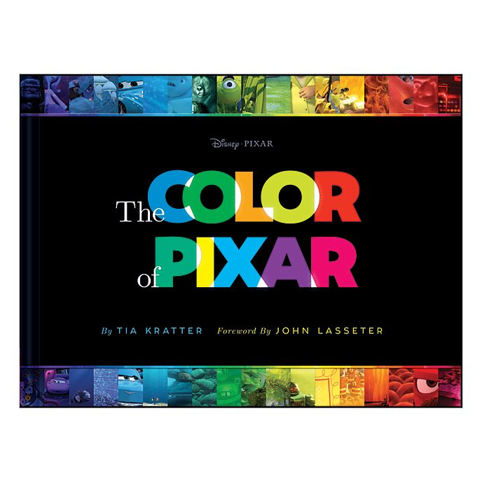 The Colour of Pixar Book