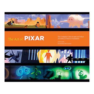 The Art of Pixar Book