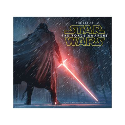The Art of Star Wars: The Force Awakens Book