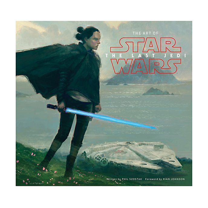 The Art of Star Wars: The Last Jedi Book