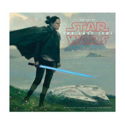 The Art of Star Wars: The Last Jedi Book