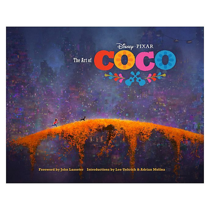 The Art of Coco Book