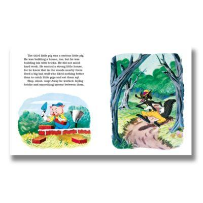 Three Little Pigs - a Treasure Cove story