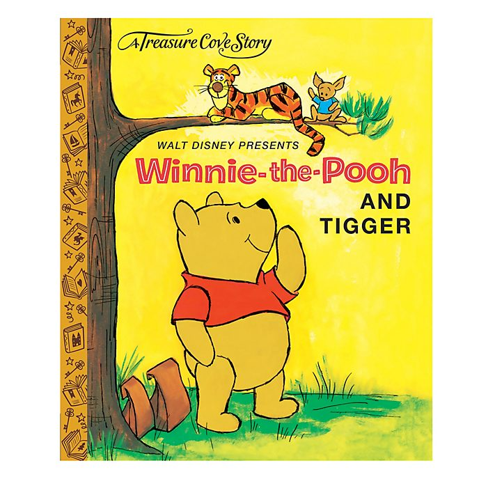 Winnie the Pooh and Tigger - a Treasure Cove story