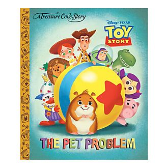 Toy Story, The Pet Problem - a Treasure Cove story