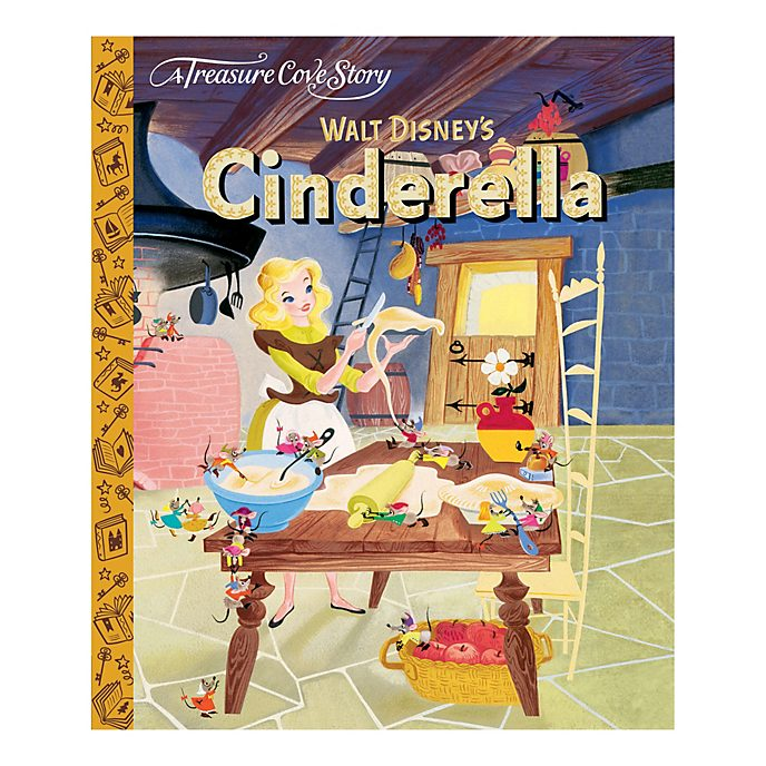 Cinderella - a Treasure Cove story