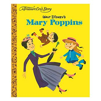 Mary Poppins - a Treasure Cove story