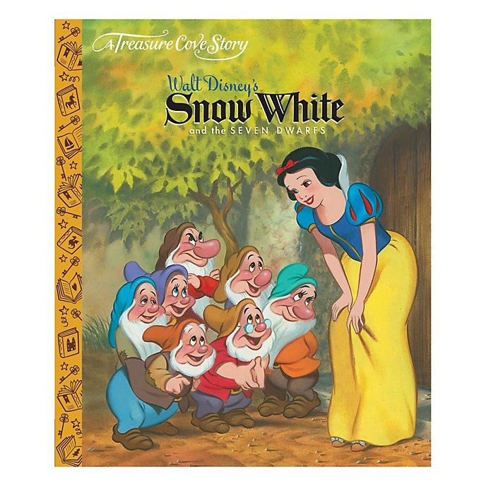 Snow White and the Seven Dwarfs - a Treasure Cove story