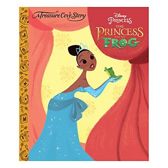 The Princess and the Frog - a Treasure Cove story