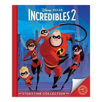The Incredibles 2 - Storytime Collection book