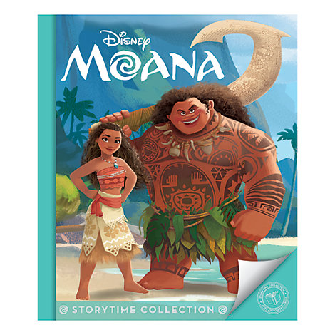 Moana - Storytime Collection book