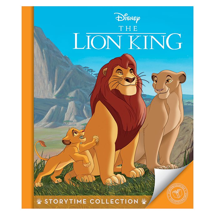 The Lion King - Storytime Collection book