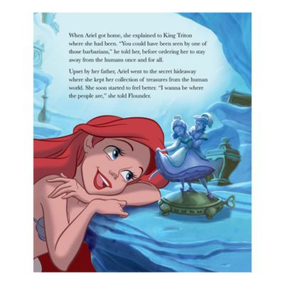 The Little Mermaid - Storytime Collection book