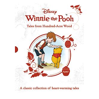 Winnie the Pooh Deluxe Treasury - Tales from Hundred-Acre Wood