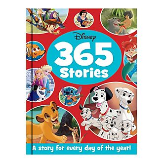 365 Disney Stories - Treasury Book