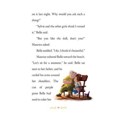 Belle's Discovery - Disney Princess Beginnings book
