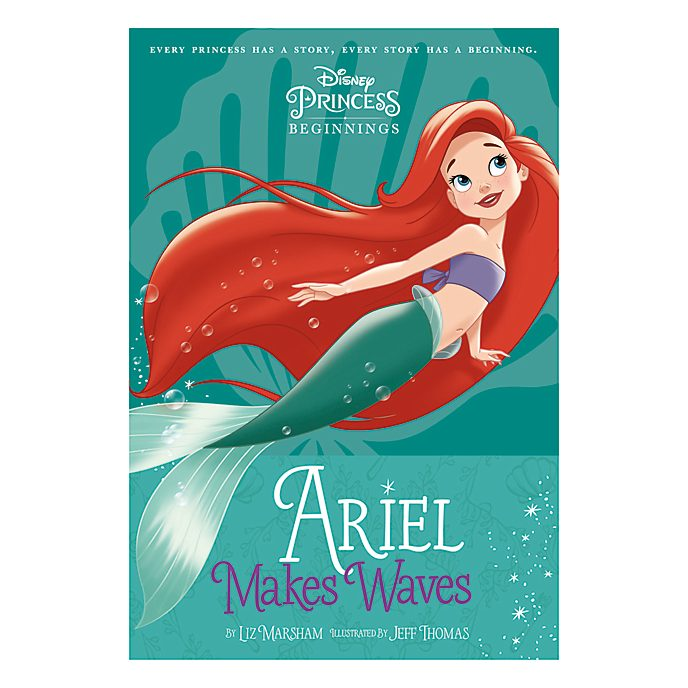 Ariel Makes Waves - Disney Princess Beginnings book