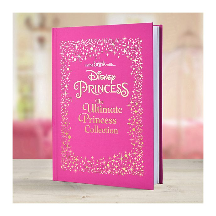 The Ultimate Disney Princess Collection Book