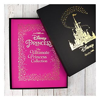 The Ultimate Disney Princess Collection Book - Deluxe