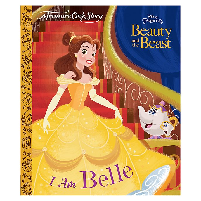 Beauty and the Beast, I am Belle - a Treasure Cove story