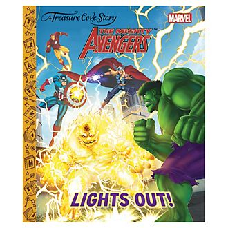 The Mighty Avengers, Lights Out! - a Treasure Cove story