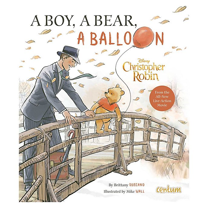 A Boy, a Bear, a Balloon - Picture Book